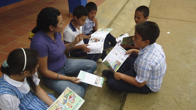 Centro Educativo San Juan Bosco, Puente Tierra