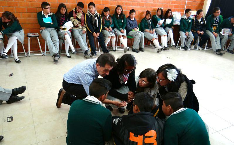 En m xico apuestan por una escuela segura y saludable edex for Proyectos de construccion de escuelas