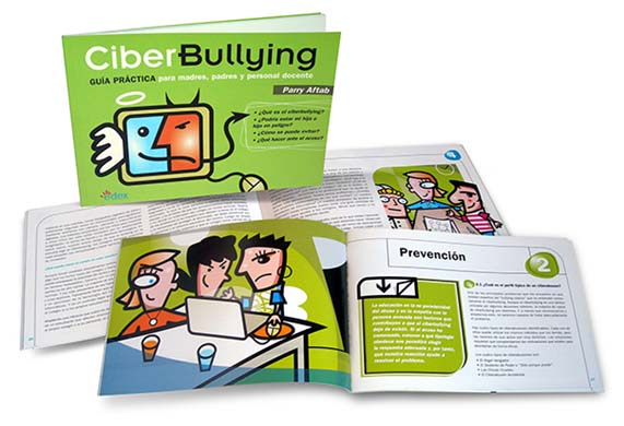Ciberbullying Guía madres padres profesorado